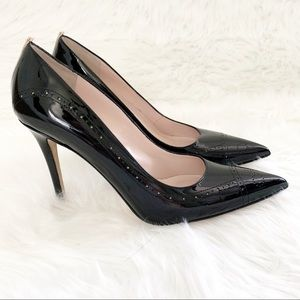 SJP Patent Leather Heels
